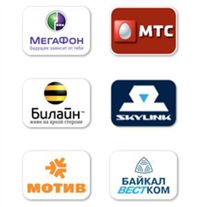 Операторы сотовой связи Молчаново