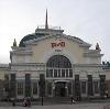 Железнодорожные вокзалы в Молчаново