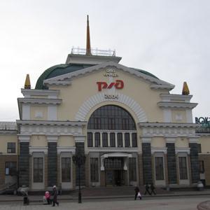 Железнодорожные вокзалы Молчаново