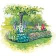 Гостевой дом Визит в Дивеево - иконка «сад» в Молчаново